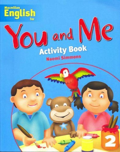 9781405079525: Macmillan English for You and Me: Level 2 - Student's Activity Book