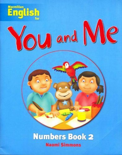 9781405079532: Macmillan English for You and Me: 2: Level 2 - Numbers Book