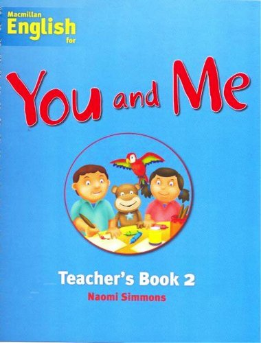 9781405079549: English for You and Me: You and Me 2 Teacher's Book 2