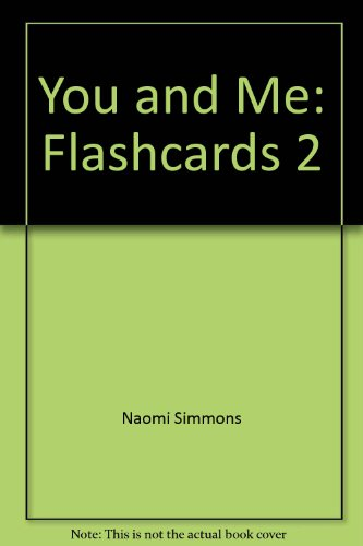 9781405079563: You and Me: Flashcards 2
