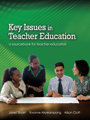 9781405079990: Key Issues in Teacher Education