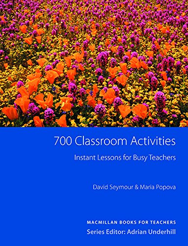 9781405080019: MBT 700 Classroom Activities
