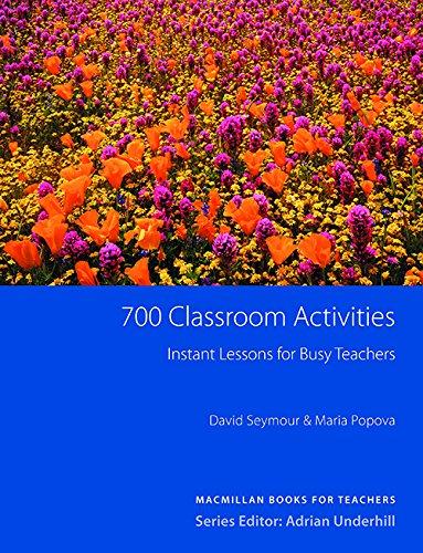 9781405080019: 700 Classroom Act New Ed