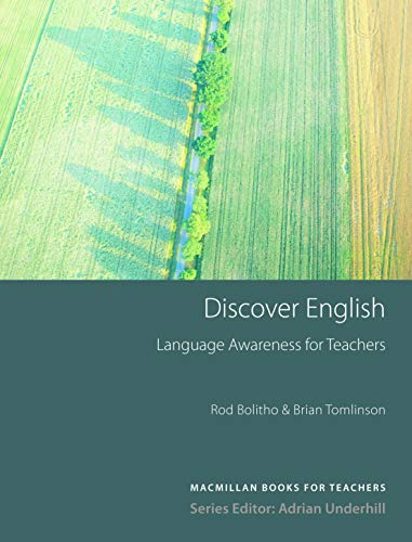 9781405080033: Discover English: Language Analysis for Teachers. Rod Bolitho, Brian Tomlinson (MacMillan Books for Teachers)