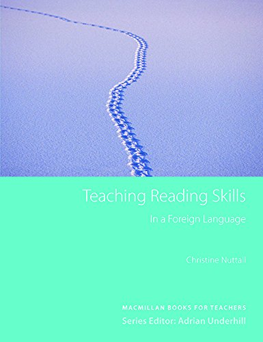9781405080057: Teaching Reading Skills in a Foreign Language (MacMillan Books for Teachers)