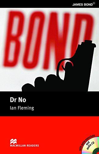 9781405080583: Dr No: Dr No - Book and Audio CD Pack - Intermediate Intermediate (Macmillan Reader)
