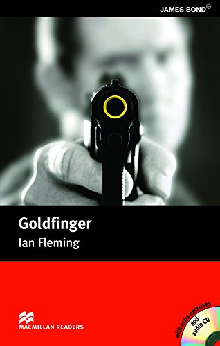 9781405080606: Goldfinger - Book and CD Pack - Intermediate (Macmillan Reader)