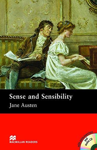 9781405080620: Sense and Sensibility (MacMillan Readers.Intermediate Level)
