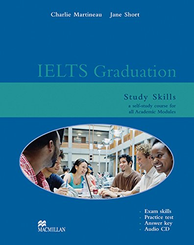 9781405080781: IELTS Graduation: Study Skills Pack