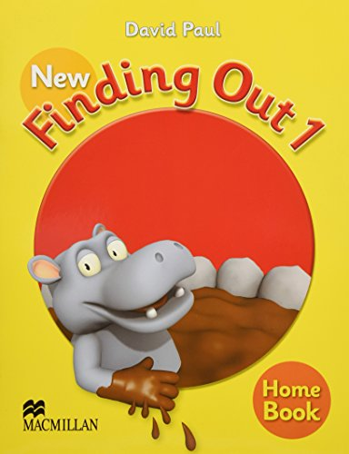 9781405080828: New Finding Out 1: Home Book