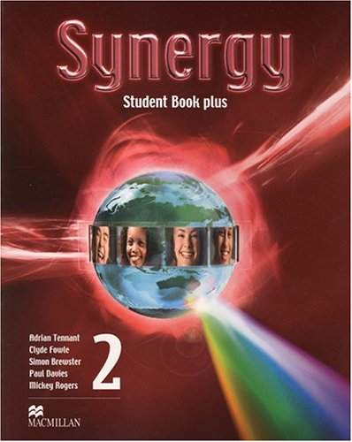 Synergy 2: Student Book Pack (1405081228) by Tennant, Adrian; Fowle, Clyde; Brewster, Simon; Davies, Paul; Rogers, Mickey