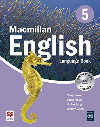 9781405081313: Macmillan English 5. Language Book
