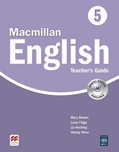 9781405081344: Macmillan English 5 Teacher's Guide