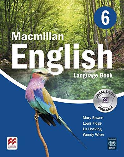 9781405081375: Macmillan English 6 Lang Bk