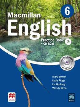 9781405081399: MACMILLAN ENGLISH 6 Practice: Practice Book 6 - 9781405081399