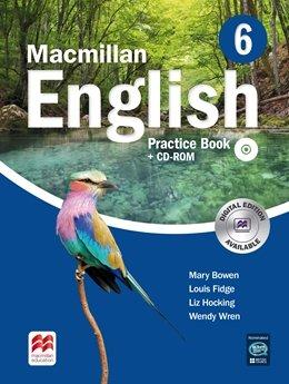 9781405081399: Macmillan English: Practice Book 6