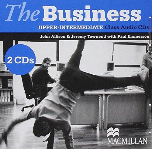 9781405081924: The Business Upper-intermediate: Class CD