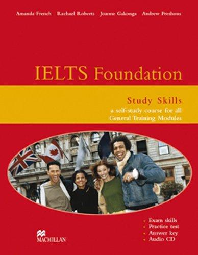 9781405082013: IELTS Foundation: Study Skills General Modules