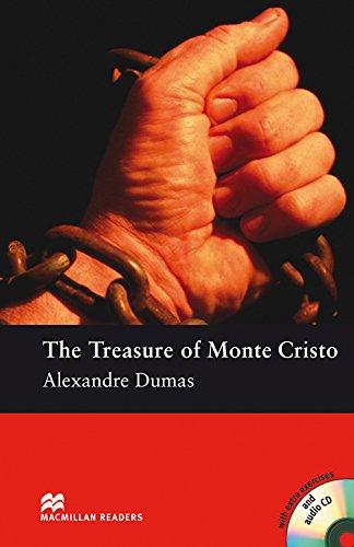 9781405084215: The Treasure of Monte Cristo - Book and Audio CD Pack - Pre Intermediate (Macmillan Reader)