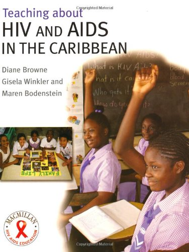 9781405085939: Teaching HIV and AIDS in the Caribbean
