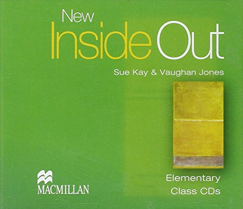9781405086004: New Inside Out Elementary Class CDx3: Class Audio-CD