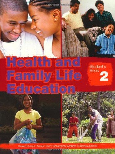 9781405086691: Health & Family Life Education Grade 8 Student's Book