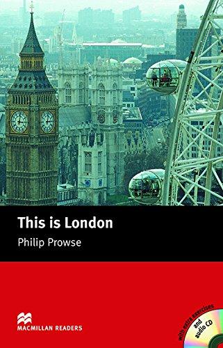 9781405087117: MR (B) This is London Pk: Beginner (Macmillan Readers 2006)