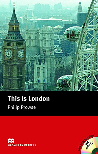 9781405087117: This Is London - With Audio CD (Macmillan Reader)
