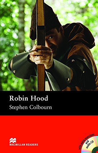 9781405087230: Robin Hood: Pre-intermediate Level