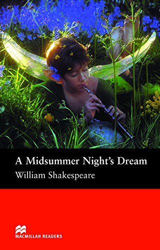 9781405087278: A Midsummer Night's Dream - Pre Intermediate (Macmillan Reader)
