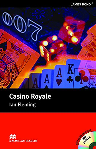 9781405087445: Casino Royale - Book and Audio CD Pack - Pre Intermediate (Macmillan Reader)