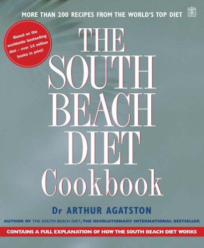 9781405087896: The South Beach Diet Cookbook
