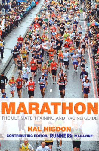 9781405087995: Marathon: The Ultimate Training and Racing Guide