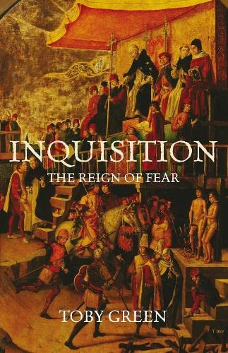 9781405088732: Inquisition: The Reign of Fear