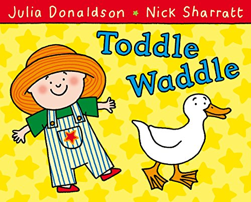 9781405089432: Toddle Waddle