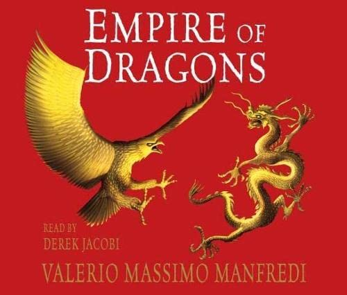 9781405089722: Empire of Dragons