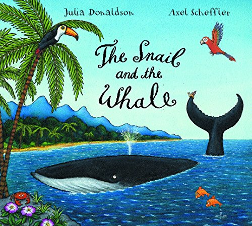 9781405090131: The Snail and the Whale