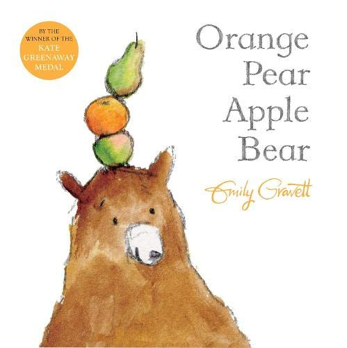 9781405090223: Orange Pear Apple Bear