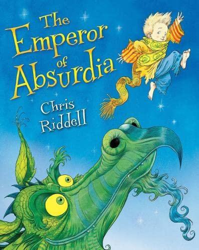 Emperor of Absurdia: Riddell, Chris