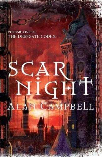 SCAR NIGHT: Campbell, Alan.