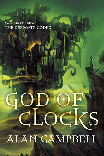 9781405090377: God of Clocks