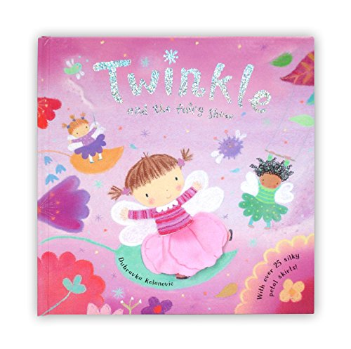 9781405090650: Twinkle and the Fairy Show (Fairy Petals)
