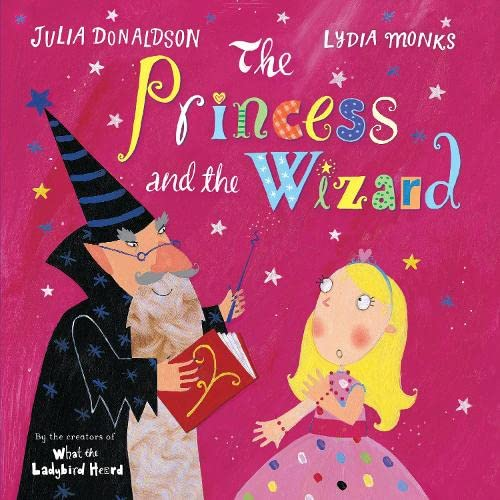 9781405090766: The Princess and the Wizard