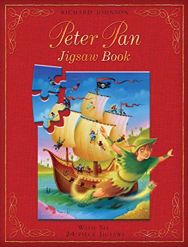 9781405090988: Peter Pan Jigsaw Book