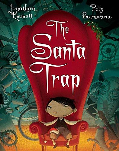 9781405091008: The Santa Trap