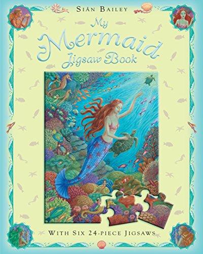 9781405091039: My Mermaid Jigsaw Book