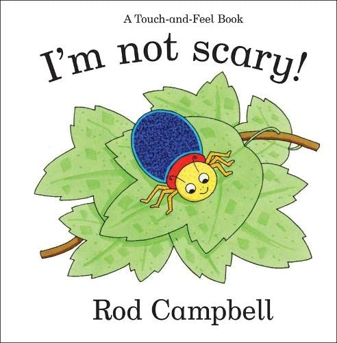 9781405091060: I'm Not Scary! HB