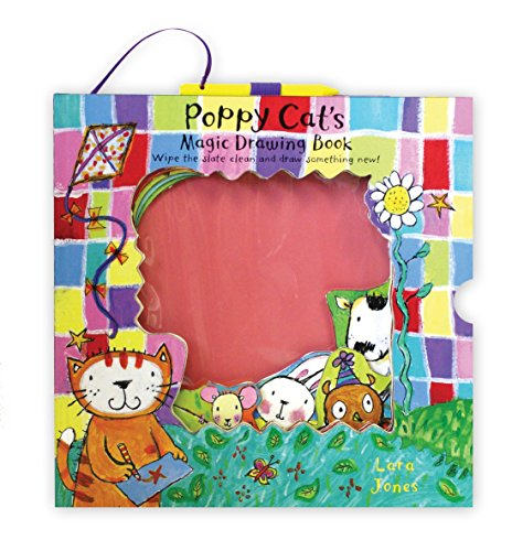 9781405091077: Poppy Cat's Magic Drawing Book