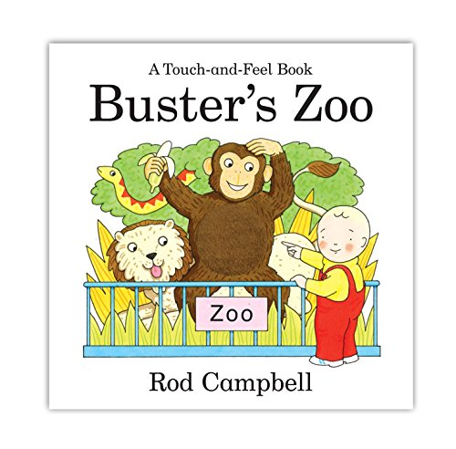 9781405091206: Buster's Zoo