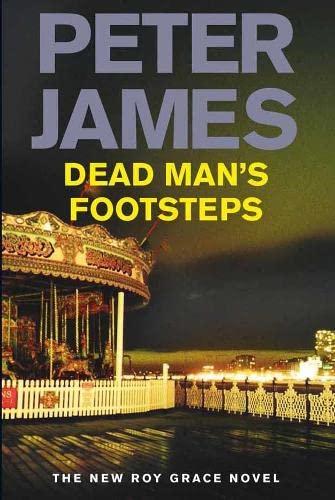 Dead Man's Footsteps: Peter James